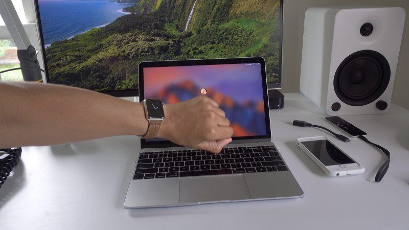 unlock mac